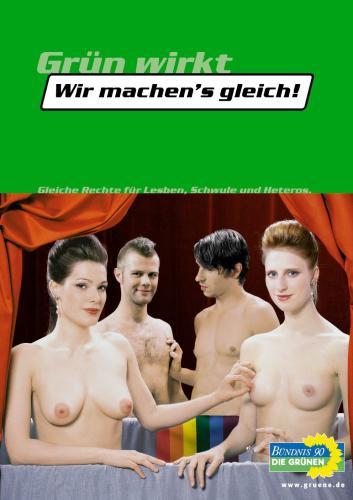 Grüne 2002 Plakat