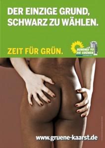 Grüne Kaarst Plakat